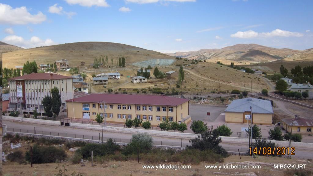 Yıldız Lise Binası