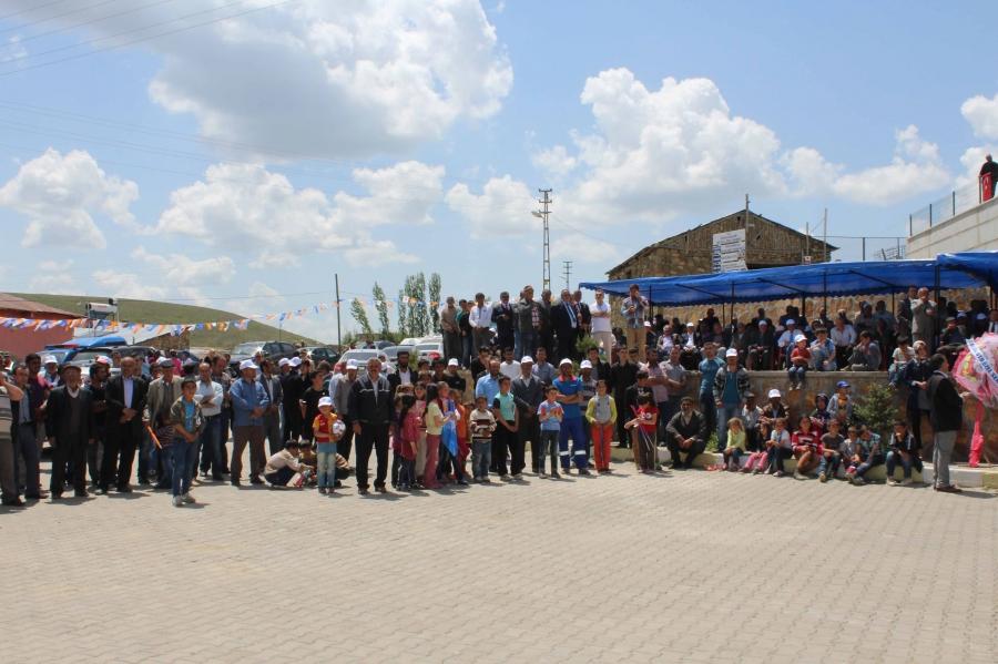 Yıldız Çok Programlı Anadolu Lisesi Temel Atma Töreninden Fotoğraflar